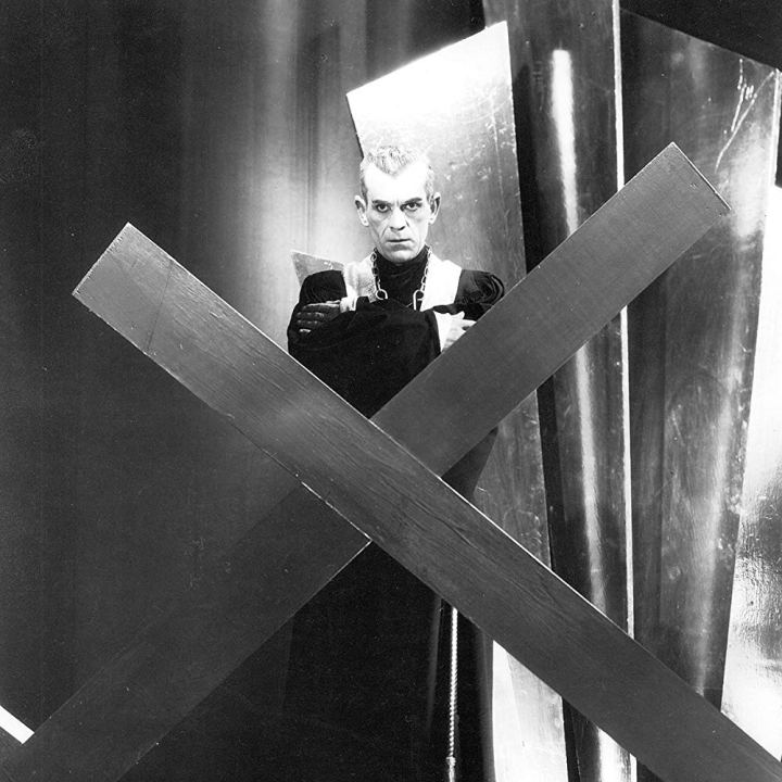The Black Cat Boris Karloff
