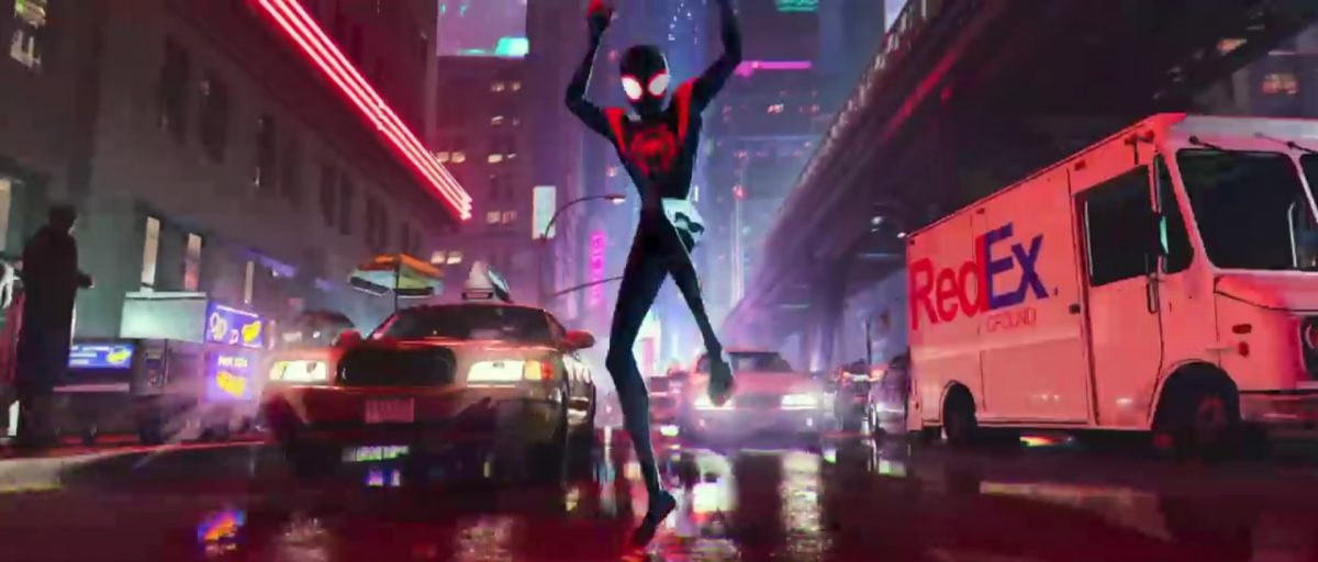 SpiderMan-SpiderVerse - Szene 1