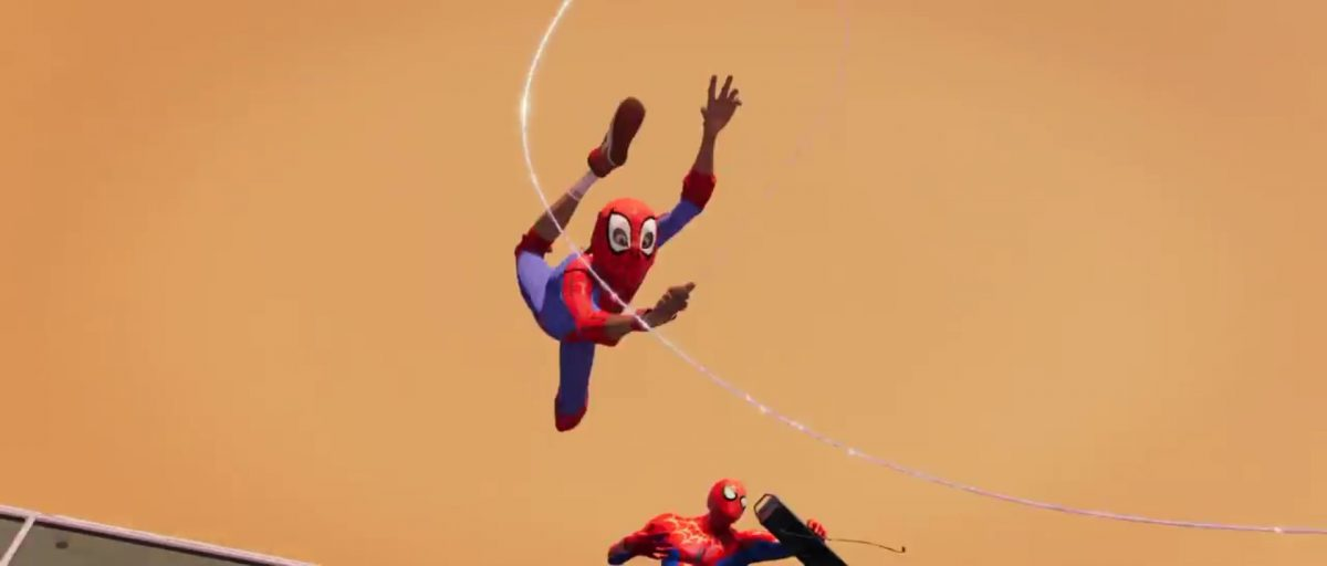 SpiderMan-SpiderVerse - Szene 8