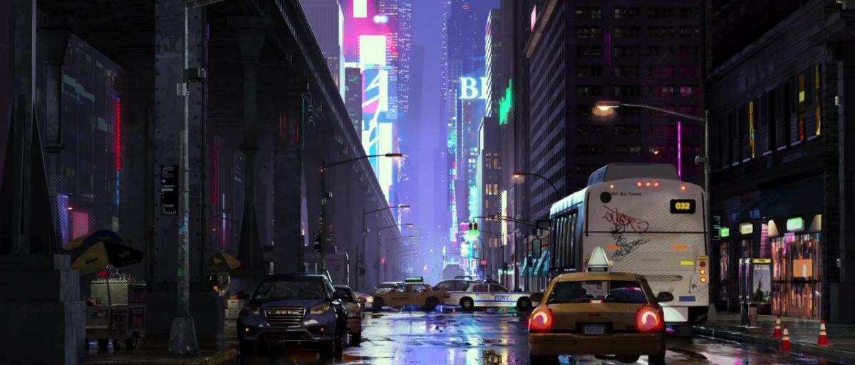 SpiderMan-SpiderVerse - Szene 9