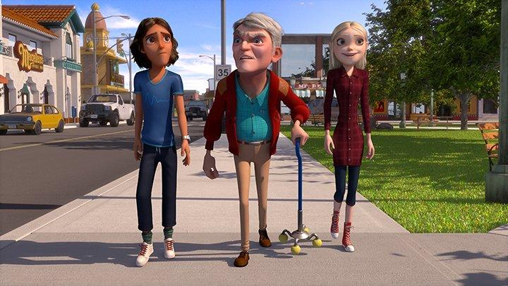 3 von Oben Staffel 1 Review Netflix