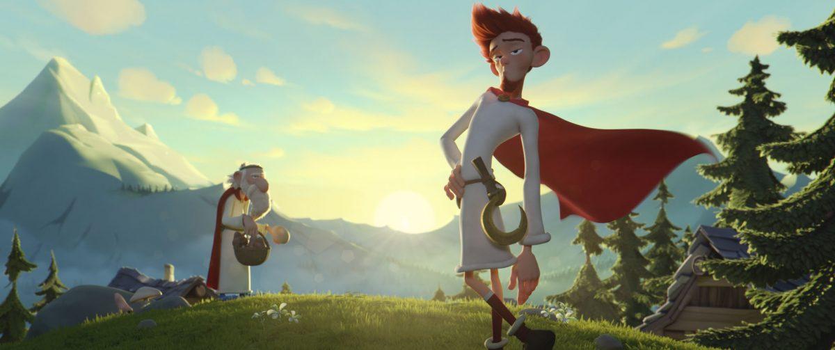 Asterix und das Geheimnis des Zaubertranks Szenenbilder9
