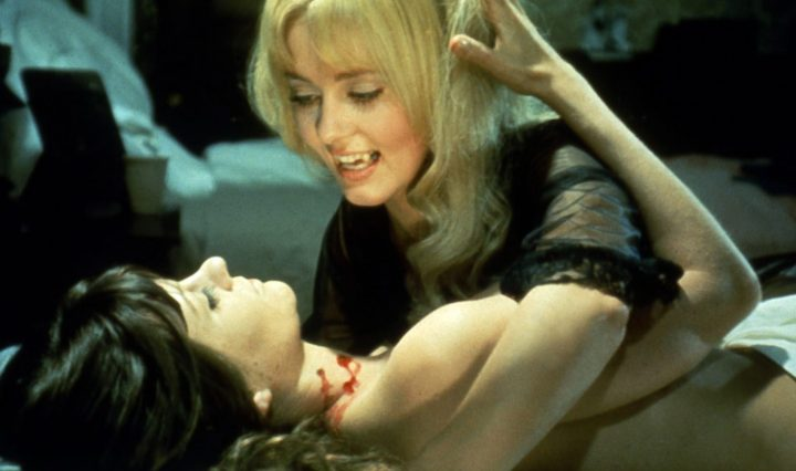Nur Vampire Küssen blutig (1971)