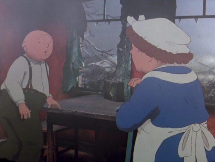 Wenn der Wind sich hebt (1986)