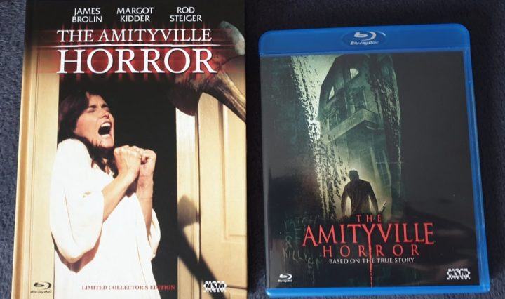 Amityville Horror (1979) vs. The Amityville Horror (2005)