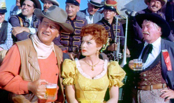 McLintock! (1963) – Filmkritik & Review zum Mediabook