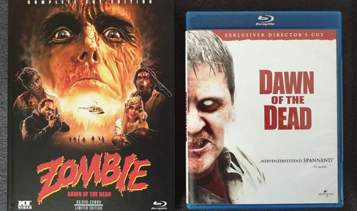 Zombie (1978) vs. Dawn Of The Dead (2004)