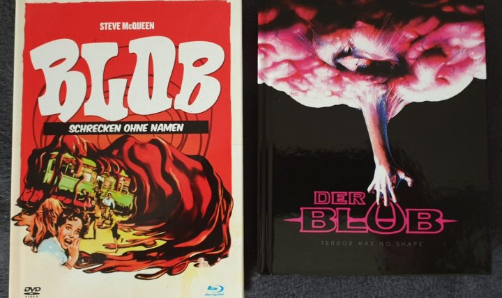 Blob – Schrecken ohne Namen (1958) vs. Der Blob (1988)