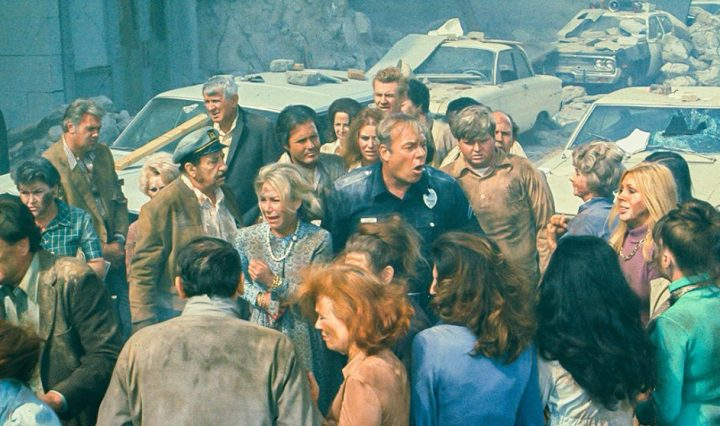 Erdbeben (1974) – Filmkritik & Review zum Mediabook