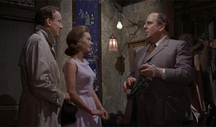 Das alte, finstere Haus (1963) – Filmkritik