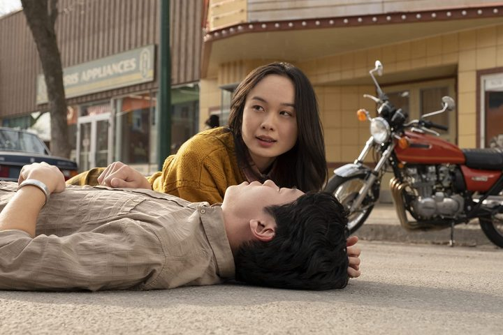 May (Nicole Law) und Ethan (Danny Kang)
