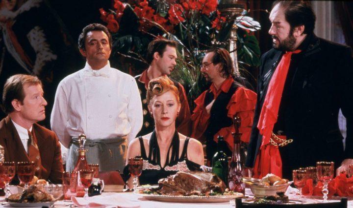 Der Koch, der Dieb, seine Frau und ihr Liebhaber (1989) – Filmkritik