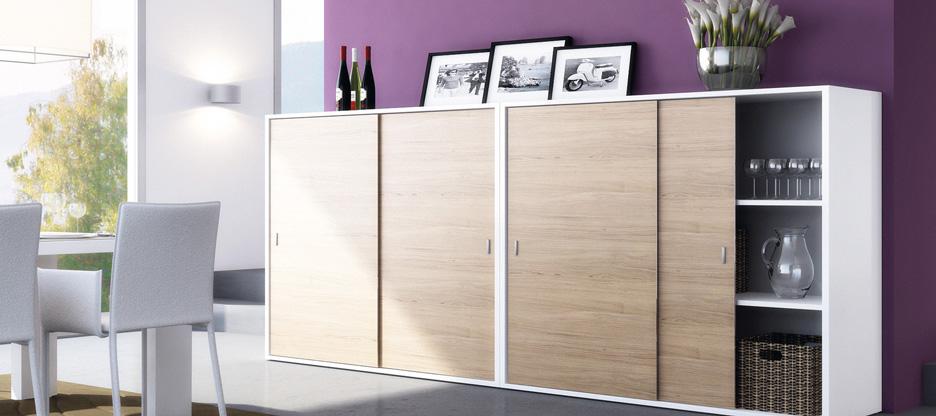 EKU Clipo 16 – confort maximum pour portes coulissantes en verre ou en bois