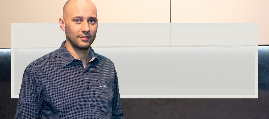 Parole aux clients d'OPO: Christoph Büchi