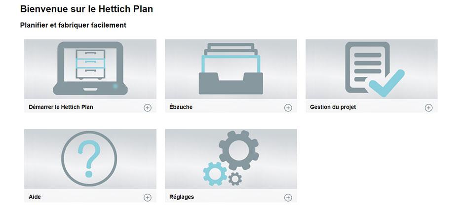 Connaissez-vous le configurateur de meubles Hettich-Plan ?