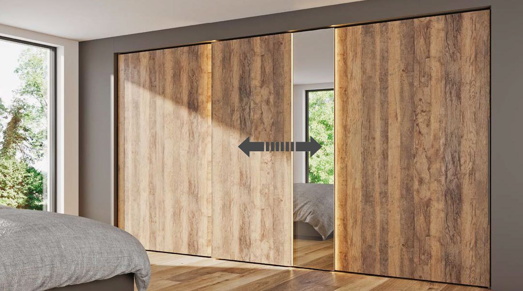 Concevoir de grandes façades axées sur le design : système de porte coulissante HETTICH TopLine XL