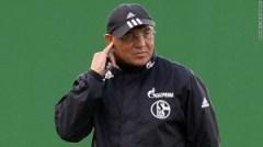 Felix Magath - Trainer und Manager Schalke 04