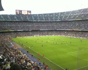 Hexenkessel Camp Nou Barcelona