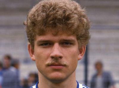 Martin Kree Fussball Legende