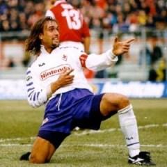 Fussball-Legende Gabriel Batistuta