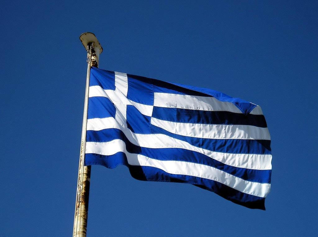 Bandera de Grecia  Gua Blog Grecia