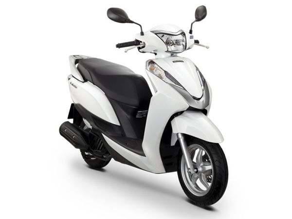 Honda's upcoming Scooter Lead