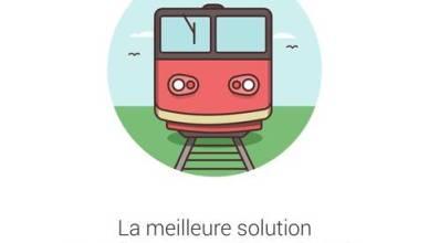 Application Capitaine Train