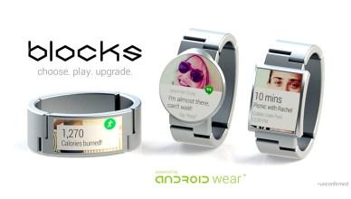 BLOCKS la smartwatch modulaire