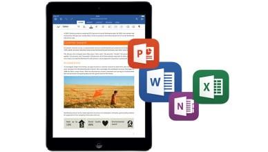 Découvrez Office pour iPad.