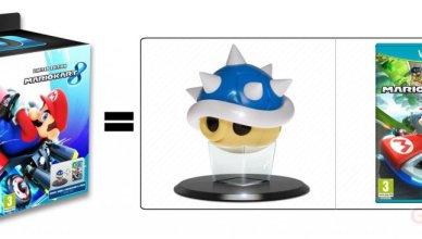 Edition limitée Mario Kart 8 - Wii U