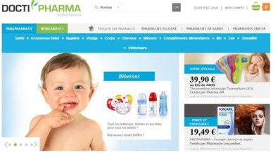Lancement de DoctiPharma boutique en ligne de médicaments de Doctissimo