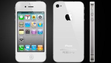 L'iPhone 4 connaissait des problemes de fonctionnement sous iOS 7