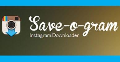 Save-O-Gram sauvegarder vos informations Instagram!