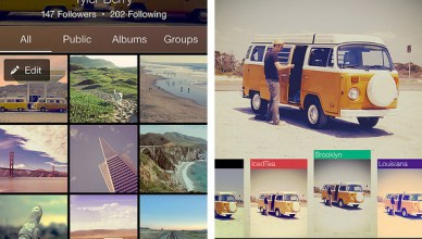 Flickr 3.0 disponible sur iOS et Android