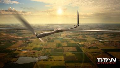 Google s'offre le constructeur de drones, Titan Aerospace