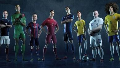 Nike dévoile sa nouvelle publicité pour la Coupe du Monde 2014