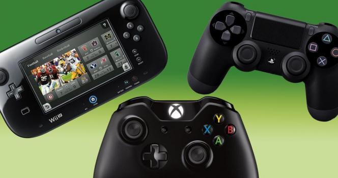 La huitième génération de console : Wii U, Xbox One, PS4