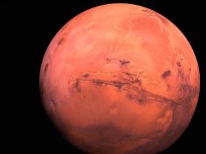 Fouler la planète Mars, un rêve encore inaccessible d'après l'Académie américaine des sciences