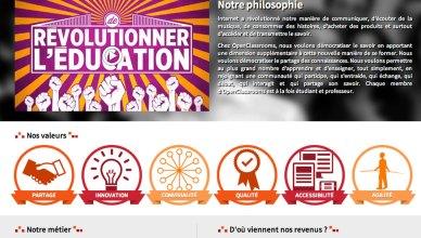 OpenClassrooms, le nouveau Site du Zéro