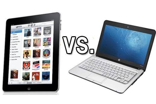 L'évolution des ventes des tablettes se porte mieux que celle des pc.
