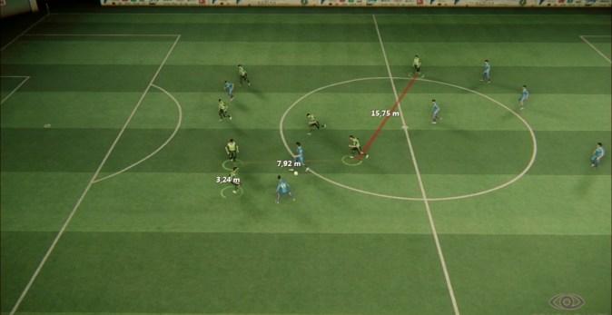 Le Big Data permet de créer des simulations de situations de jeu.