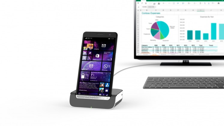 HP Elite X3 Dock