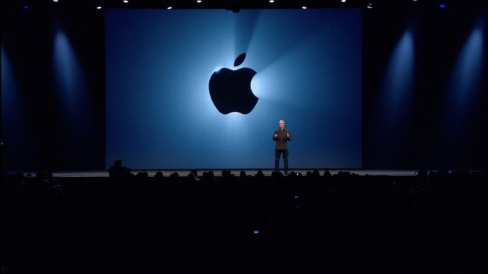 keynote d'Apple