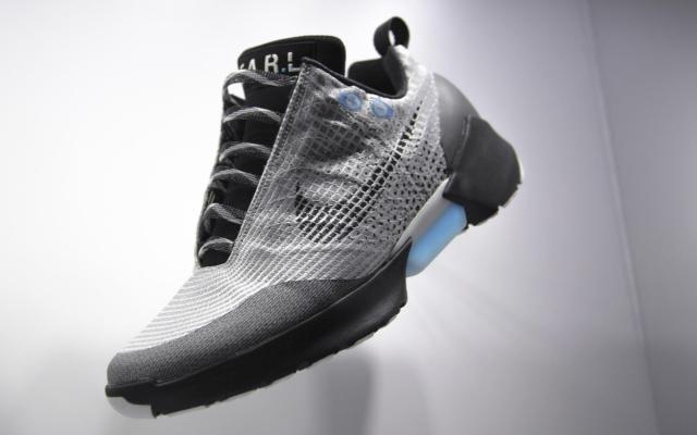 Nike HyperAdapt 1.0 gris