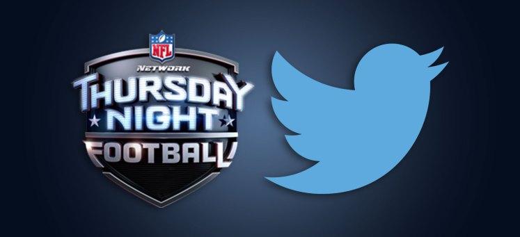 Twitter diffusera la NFL