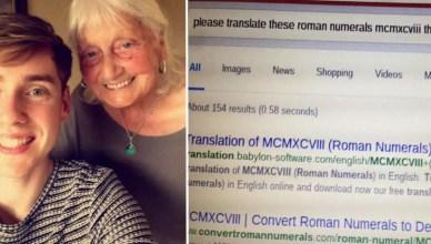 """une grand-mère britannique écrit """"s'il vous plait"""" et """"merci"""" dans sa recherche Google"""