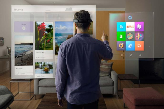 Windows Holographic, le système d'exploitation de Windows rend sa technologie accessible à tous en brisant les frontières entre la réalité virtuelle et physique !
