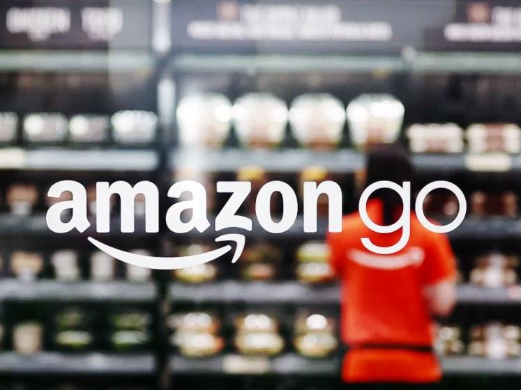 Amazon go, le supermarché du futur