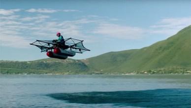 La voiture volante, financée par Larry Page, devrait être commercialisée aux USA d'ici la fin de l'année.