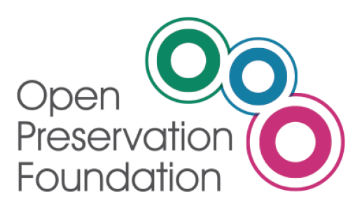 Logo de l'Open Preservation Foundation